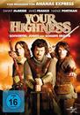 Your Highness - Schwerter, Joints und scharfe Bräute (DVD) für 8,99 Euro