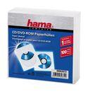 00062672 CD-/DVD-Papierhüllen 100er-Pack
