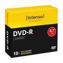 DVD-R 4,7GB 16x 10er Slimcase DVD-R Rohlinge