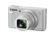 PowerShot SX730 HS Digitalkamera 7,5cm/3'' 20,3MP WLAN NFC Bluetooth (Silber)