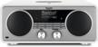 DigitRadio 601 Bluetooth DAB+,FM Radio (Silber, Weiß)