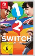 1-2-Switch (Nintendo Switch) für 44,99 Euro