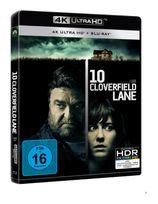 10 Cloverfield Lane (4K Ultra HD BLU-RAY + BLU-RAY) für 27,99 Euro
