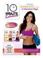 10 Minute Solution;Schlank & Fit in 5 Tagen/Yoga Intensiv (DVD) für 16,99 Euro