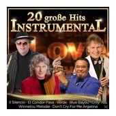 20 Große Hits Instrumental (VARIOUS) für 8,99 Euro