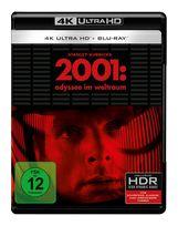 2001: Odyssee im Weltraum (4K Ultra HD BLU-RAY + BLU-RAY) für 26,99 Euro