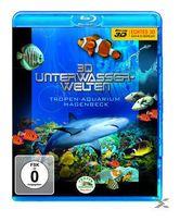 3D Unterwasserwelten - Tropen-Aquarium Hagenbeck (BLU-RAY) für 7,99 Euro