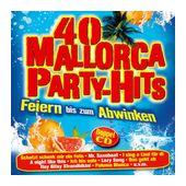 40 Mallorca Party-Hits (VARIOUS) für 7,99 Euro
