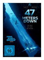 47 Meters Down (DVD) für 12,99 Euro
