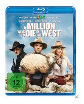 A Million Ways to Die in the West (BLU-RAY) für 13,99 Euro