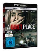 A Quiet Place - 2 Disc Bluray (4K Ultra HD BLU-RAY + BLU-RAY) für 27,99 Euro