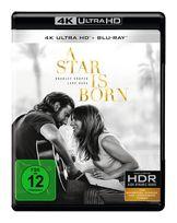 A Star Is Born - 2 Disc Bluray (4K Ultra HD BLU-RAY) für 26,99 Euro