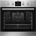 AEG EES33101ZM Backofen 72l A 50-275°C ThermicAir Longclean-Emaille für 509,00 Euro