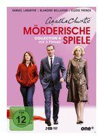 Agatha Christie - Mörderische Spiele. Collection 4 - 2 Disc DVD (DVD) für 21,99 Euro