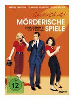 Agatha Christie - Mörderische Spiele. Collection 5 (Folge 16-18) - 2 Disc DVD (DVD) für 21,99 Euro