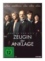Agatha Christie's Zeugin der Anklage (DVD) für 7,99 Euro