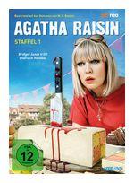 Agatha Raisin - Staffel 1 DVD-Box (DVD) für 24,99 Euro