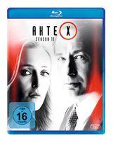 Akte X - Season 11 BLU-RAY Box (BLU-RAY) für 33,99 Euro