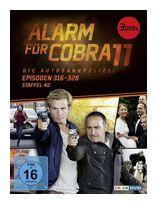 Alarm für Cobra 11 - Die Autobahnpolizei - Staffel 40 DVD-Box (DVD) für 19,99 Euro