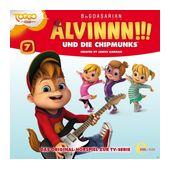 Alvinnn!!! Und Die Chipmunks 07: Sie hat Stil  (CD(s)) für 6,99 Euro
