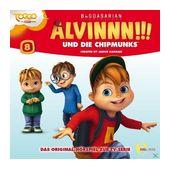 Alvinnn !!! Und die Chipmunks 08: Superhelden (CD(s)) für 6,99 Euro