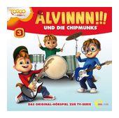 Alvinnn!!! und die Chipmunks 3: Das Musikfestival (CD(s)) für 6,99 Euro