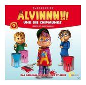 Alvinnn!!! und die Chipmunks: Alvins geheime Kräfte (CD(s)) für 6,99 Euro