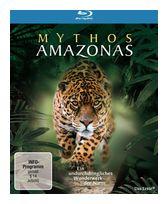 Amazonas - Im Herz der wilden Natur (BLU-RAY) für 9,99 Euro