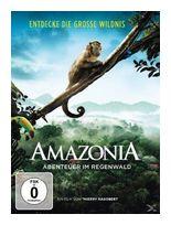 Amazonia - Abenteuer im Regenwald (DVD) für 8,99 Euro