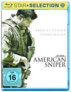 American Sniper Star Selection (BLU-RAY) für 9,99 Euro