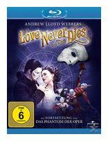 Andrew Lloyd Webbers Love Never Dies (BLU-RAY) für 13,99 Euro