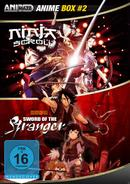 Anime Box 2 - Sword of the Stranger & Ninja Scroll - 2 Disc DVD (DVD) für 7,99 Euro