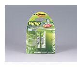 Ansmann NiMH Akku Mignon AA 1300mAh maxE Batterien 2er Blister für 5,99 Euro