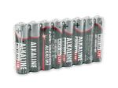 Ansmann Alkaline-Batterie Micro AAA LR03 1,5V 8er Pack für 3,99 Euro