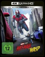 Ant-Man and the Wasp - 2 Disc Bluray (4K Ultra HD BLU-RAY + BLU-RAY) für 33,99 Euro