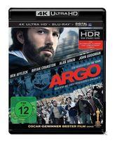 Argo Extended Cut (4K Ultra HD BLU-RAY + BLU-RAY) für 24,99 Euro