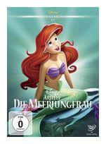 Arielle, die Meerjungfrau Classic Collection (DVD) für 12,99 Euro