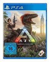 ARK: Survival Evolved (PlayStation 4) für 49,99 Euro