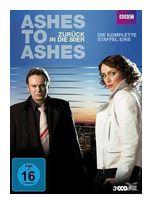 Ashes to Ashes: Zurück in die 80er - Staffel 1 (DVD) für 9,99 Euro