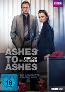 Ashes to Ashes. Zurück in die 80er. Staffel 3 (DVD) für 9,99 Euro