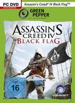 Assassin's Creed IV: Black Flag (Green Pepper) (PC) für 6,99 Euro