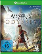 Assassin's Creed Odyssey (Xbox One) für 37,00 Euro
