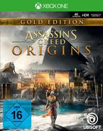 Assassin's Creed Origins - Gold Edition (Xbox One) für 49,99 Euro
