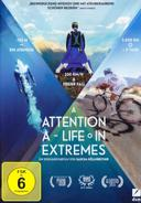 Attention: A Life in Extremes (DVD) für 9,99 Euro