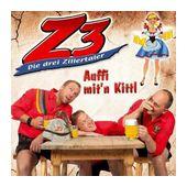 Auffi mit'n Kittl (Die Z3-drei Zillertaler) für 12,99 Euro
