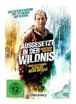 Ausgesetzt in der Wildnis - Abenteuer Survival DVD-Box (DVD) für 59,99 Euro