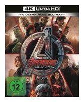 Avengers: Age of Ultron (4K Ultra HD BLU-RAY) für 33,99 Euro