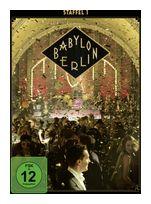 Babylon Berlin – Staffel 1 (DVD) für 19,99 Euro