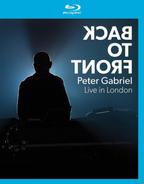 BACK TO FRONT - LIVE IN LONDON (Peter Gabriel) für 21,99 Euro