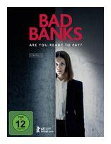 Bad Banks - Die komplette erste Staffel DVD-Box (DVD) für 15,99 Euro
